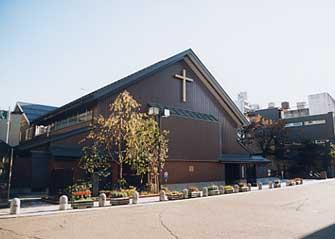 ☆金沢商店街物語 - 日本基督教団 金沢教会 -